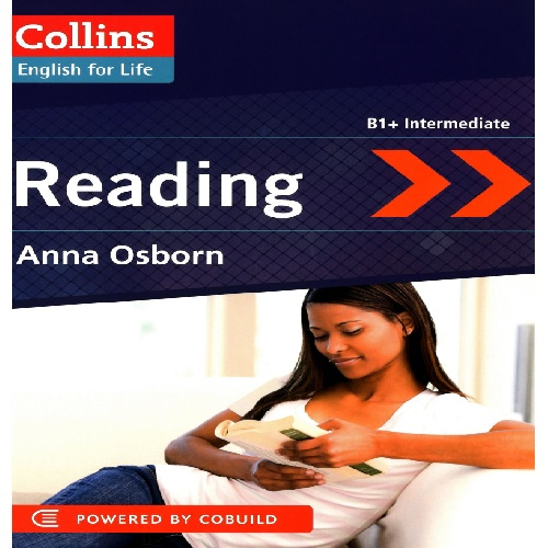 کتاب Collins English for Life - Reading سطح B1+ Intermediate
