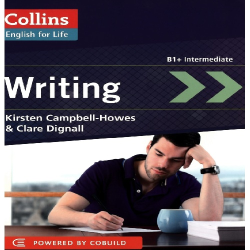 کتاب Collins English for Life - Writing سطح  B1+ Intermediate
